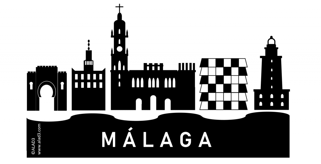 This image has an empty alt attribute; its file name is Malaga-Skyline-II-con-copyright-1024x523.png